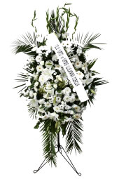 A Quality White flowers Wrought Iron Stand Legs crafted wrought iron on the opening tones of white, wedding, wedding in the most beautiful way to represent you in organizations such as the arrangement of high-tall wrought iron.