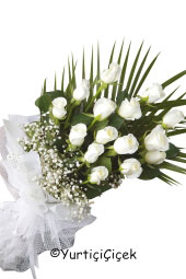 White Rose: 15 Piece  